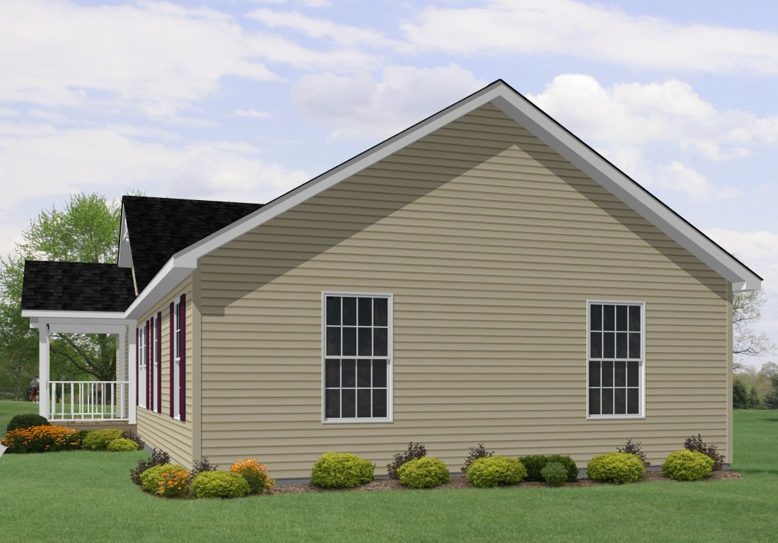 7 12 Roof Pitch Modular Homes By Manorwood Homes An