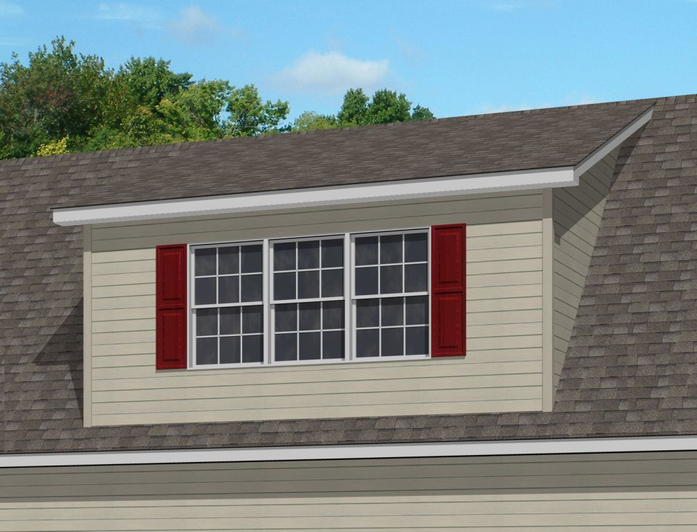 Shed Roof Dormer Modular Homes By Manorwood Homes An