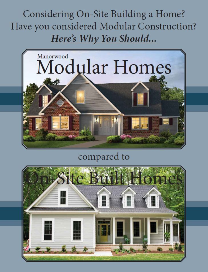 Online Brochures Modular Homes By Manorwood Homes An