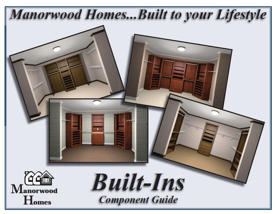 Online Brochures – Manorwood Homes Floor Plans
