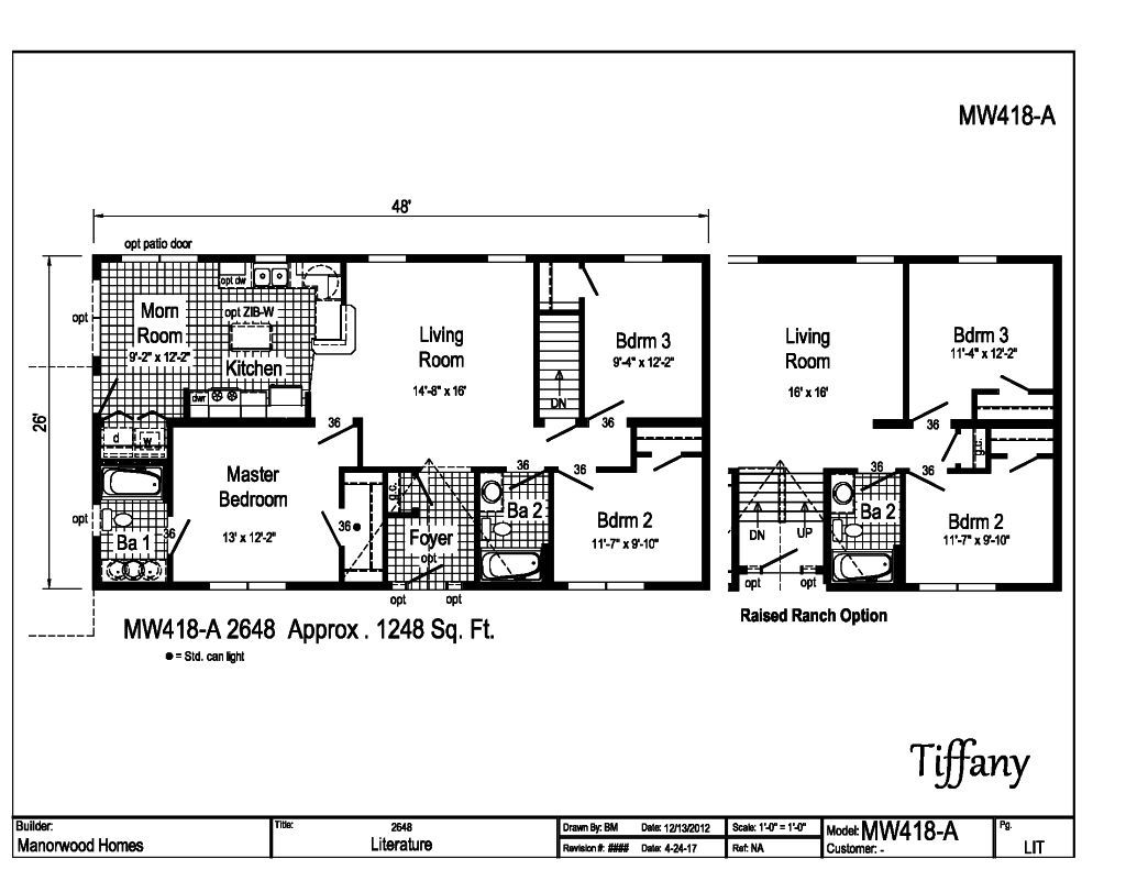 Commodore Mobile Home Electrical Wiring Plan Trusted Diagrams Manufactured Pole Diagram Manorwood Ranch Cape Homes Tiffany Mw418a Find A Service